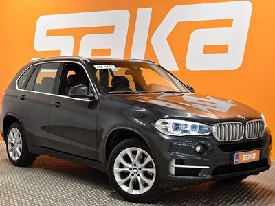 käytetty BMW X5 F15 xDrive40e A ** JUURI TULLUT, ota yhteys myyntiin 020 703 2614! **
