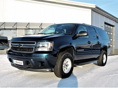 käytetty Chevrolet Suburban