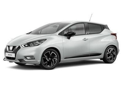 käytetty Nissan Micra 92hp [bensa automaatti 92] N-Design MY21