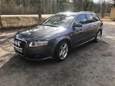 käytetty Audi A4 quattro
