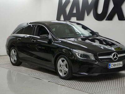 käytetty Mercedes CLA200 Shooting Brake CDI A Premium Business BLUETOOTH / VAKKARI / SPORTISTUIMET