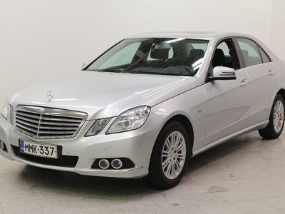 käytetty Mercedes E220 CDI BE Elegance 4d