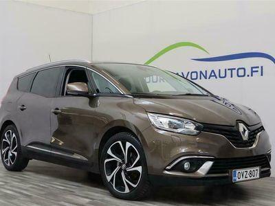 käytetty Renault Grand Scénic dCi 110 EDC7-aut Navi Style