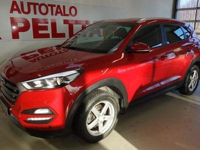 käytetty Hyundai Tucson 4WD 2,0 CRDI 6M COMFORT NAVI