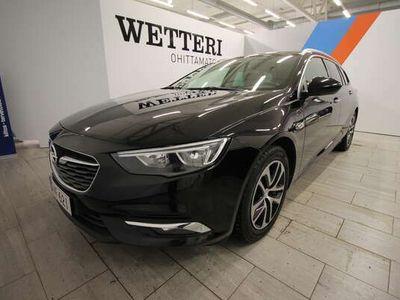 käytetty Opel Insignia Sports Tourer Innovation 1,5 Turbo Start/Stop 121kW AT6 **** Korko 0,99% + min. 1500 EUR takuuhyvity