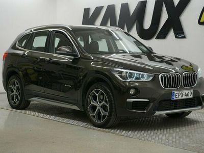käytetty BMW X1 E84 xDrive18d A X Edition xLine