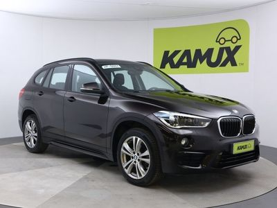 käytetty BMW X1 xDrive18d, F48 (150hk) sportline