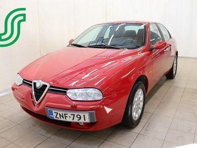käytetty Alfa Romeo 156 156 4DSEDAN 2.0 JTS ** VAIN 93 TKM - YKSILÖ - KATS. 7 /2020 **