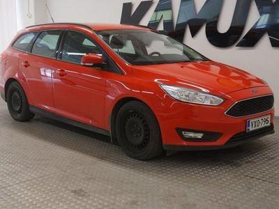 käytetty Ford Focus 1,0 EcoBoost 125 hv Start/Stop M6 Trend Wagon