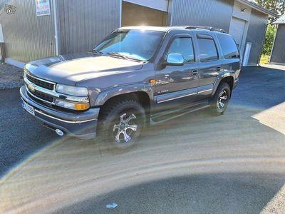 käytetty Chevrolet Tahoe 5.3V8. Rek 7h. Uusi korimalli!!