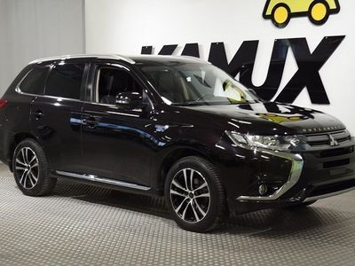 käytetty Mitsubishi Outlander P-HEV 2.0 PHEV 4WD **KESSY, KAMERA, RATINLÄMMITYS **