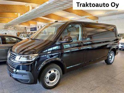 käytetty VW Transporter umpipakettiauto Pitkä 2,0 TDI 150 kW 4Motion DSG 204M (MAR)