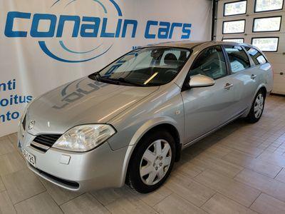 käytetty Nissan Primera 1.6, Koukku, Ilmastointi, Mottorilämmitin!