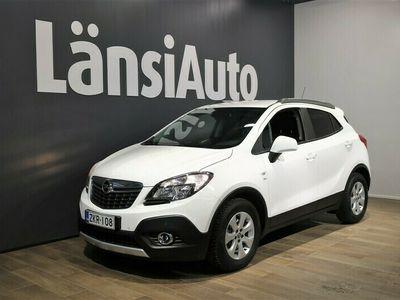 käytetty Opel Mokka 5-ov Drive 1,4 Turbo 103kW AT6 // P.Kamera, Lohko+sisäp, Täyd Merkkihuollettu, 2xAlut // **** LänsiAuto Safe -sopimus hintaan 590€. ****
