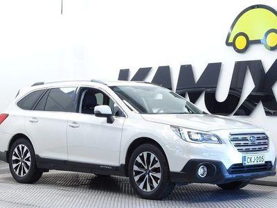 käytetty Subaru Outback 2,5i Summit CVT