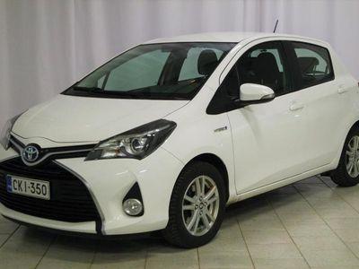 käytetty Toyota Yaris 1,5 Hybrid Active 5ov *Korko 1,49%**Navi, P.kamera*