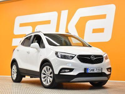 käytetty Opel Mokka X Innovation 1,6 CDTI 100kW AT6 ** Suomi-auto / Webasto / P.tutkat / Sporttipenkit / Ratinlämmitin **