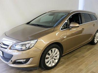 käytetty Opel Astra Sports Tourer Sport 1,4 Turbo ecoFLEX Start/Stop 103kW MT6 **** Korko 0,5% + min. 1500 EUR takuuhyvi
