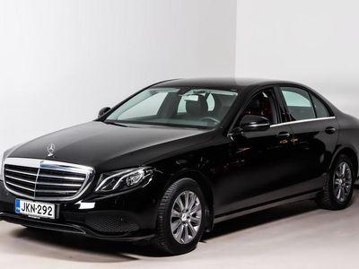 käytetty Mercedes E200 A Pro (MY17) - 1-omistaja - Seuraava katsastus: 30.07.2020