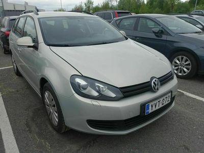 käytetty VW Golf Variant Trendline 1,2 TSI 63 kW (85 hv) #Siisti #Juurikatsastettu