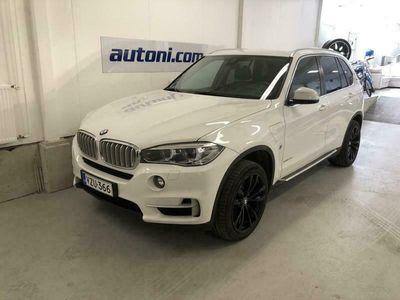 käytetty BMW X5 X5 F15 xDrive40e A Exclusive Edition, HIENO HYBRIDI SUOMIAUTO ! KÄSIRAHA ALKAEN 0€