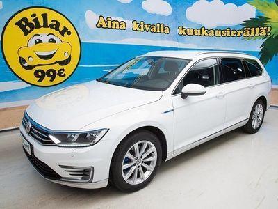 käytetty VW Passat 1.4 GTE Plug-in Hybrid **ADAPT.VAK. *VETOKOUKKU** - *NYT ON OSTAJAN MARKKINAT!*