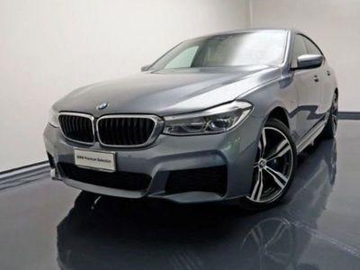käytetty BMW 630 630 Gran Turismo G32 Gran Turismo d A xDrive M-sport, HUD, LED, Driving assistant, Parking assistant plus