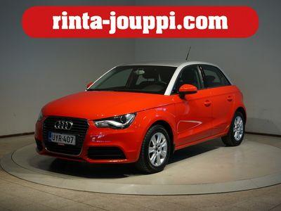 käytetty Audi A1 A1 Comfort Attraction 1,2 TFSI Start-Stop - Ilmastointi / Vakionopeudensäädin / Tyylikäs