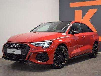 käytetty Audi S3 Sedan TFSI quattro S tronic