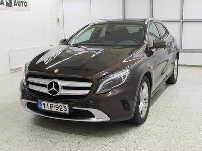 käytetty Mercedes GLA220 CDI 4Matic A (AUTO PORVOOSSA)