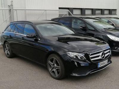 käytetty Mercedes E200 T A Pro