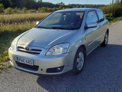 käytetty Toyota Corolla 1.6 vvt-i Helsinki MM 2005 Edition