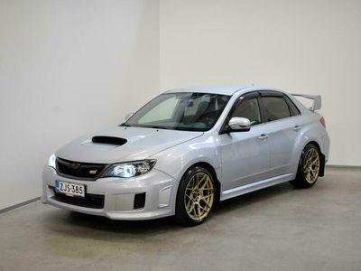 käytetty Subaru Impreza 2,5 WRX STI*350hv * Marteliuksen putkisto * ArtecPower softa * Upea * KÄSIRAHA 0? *