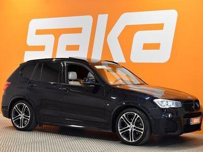 käytetty BMW X3 F25 xDrive20d TwinPower Turbo Business Facelift M-SPORT