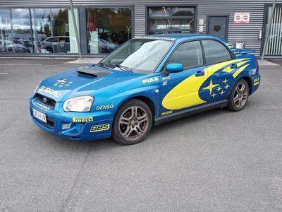 "käytetty Subaru Impreza 2,0 WRX (EC) - Legendaarinen Impreca WRX, ""Sti-look""!"