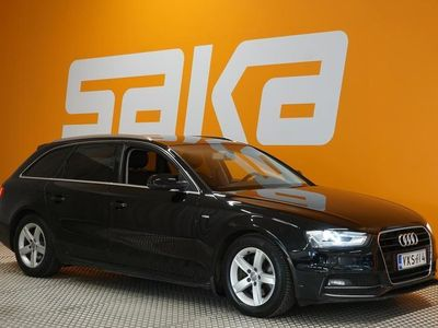 käytetty Audi A4 Avant Business Sport 2.0 TDI 110kW multitronic