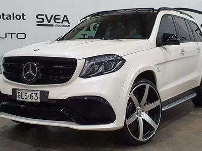 käytetty Mercedes GLS63 AMG