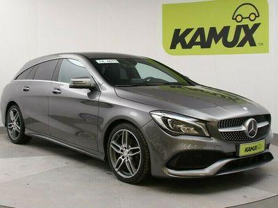 käytetty Mercedes 200 CLA-sarjad A Shooting Brake AMG Line // Adapt.cruise / Navigointi / Keyless Go //