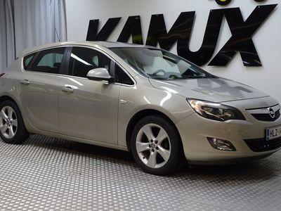 käytetty Opel Astra 5-ov Sport 1,6 Ecotec 85kW AT6 // Suomi-auto / Vakkari / Ilmastointi //