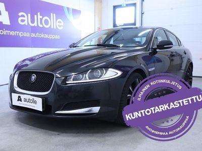 käytetty Jaguar XF