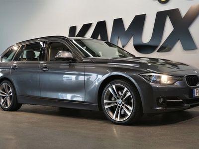 käytetty BMW 335 d xDrive Sport line Vetokoukku 313hv