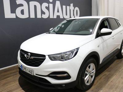 käytetty Opel Grandland X Enjoy 1,2 Turbo Start/Stop 96 kW AT6 SUPER