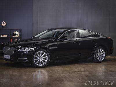 käytetty Jaguar XJ 3.0D V6 Premium Luxury Aut Rahoituskorko alkaen 0,89% 31.1 saakka!
