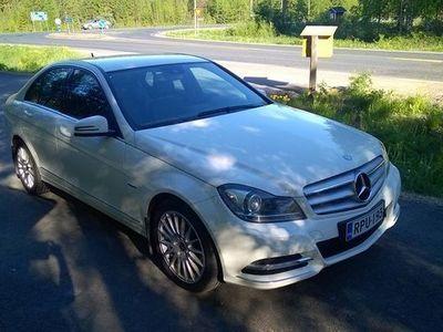 used Mercedes C180 CDI BE Premium