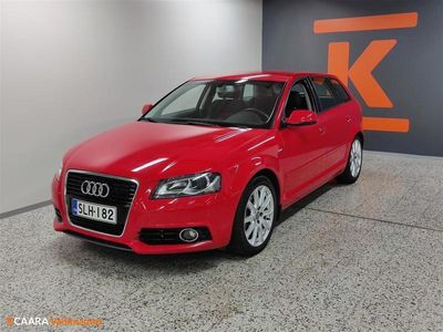 käytetty Audi A3 Sportback Ambition S line Business Plus 1,8 TFSI 118 kW