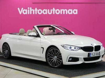 käytetty BMW 420 420 F33 Cabriolet d A Business M Sport