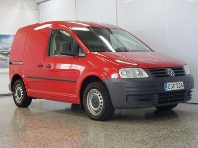 gebraucht VW Caddy umpipakettiauto 1,9 TDI 77 kW