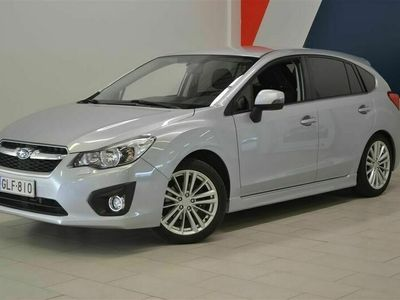 käytetty Subaru Impreza 1,6i-S+ (CJ) CVT (MY14)