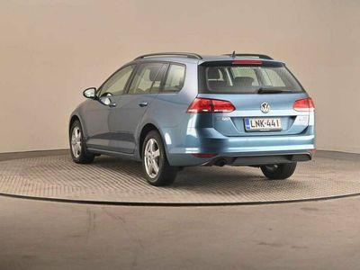 käytetty VW Golf Variant Allstar 1,6 TDI 81 DSG -Webasto, Xenon & Travel paketit-