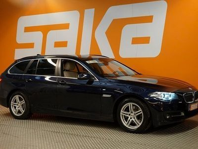 käytetty BMW 520 520 F11 Touring d A xDrive Business Exclusive Pro Edition ** TULOSSA ** Ota yhteys myyntiimme puh.02